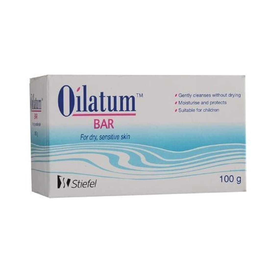 バックグラウンド湿度予測子Oilatum Soap Bar 100g/1pack by BB MARKET