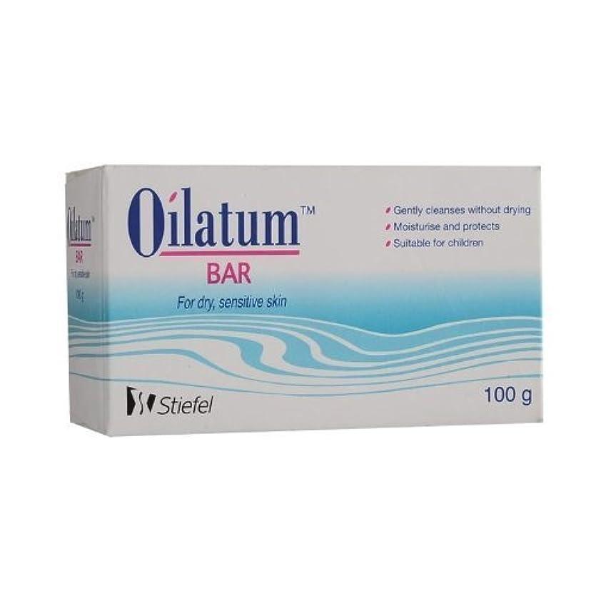 Oilatum Soap Bar 100g/1pack by BB MARKET
