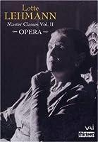 Masterclasses 2: Opera / [DVD] [Import]