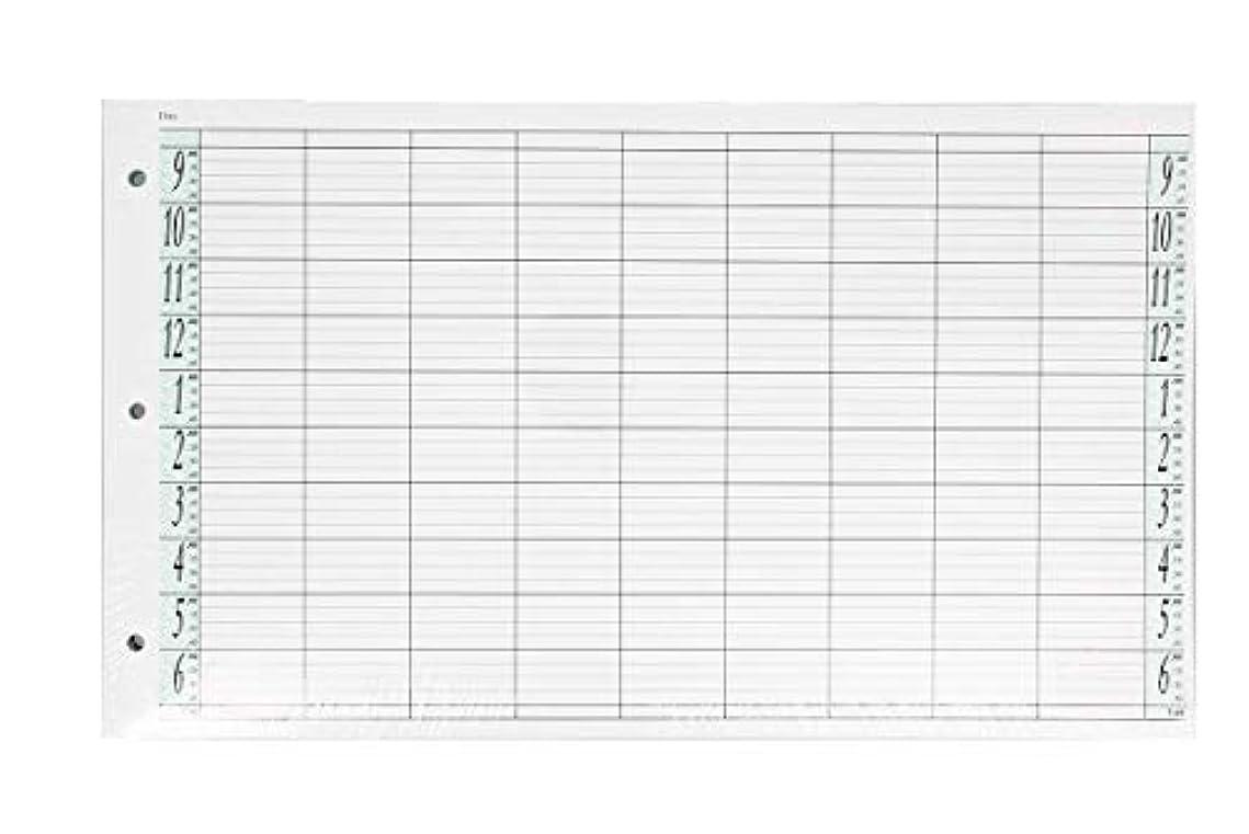 標準補助絵アジェンダ サロンコンセプト ルーズリーフリフィル9色100枚LL9 / Z3[海外直送品] [並行輸入品]