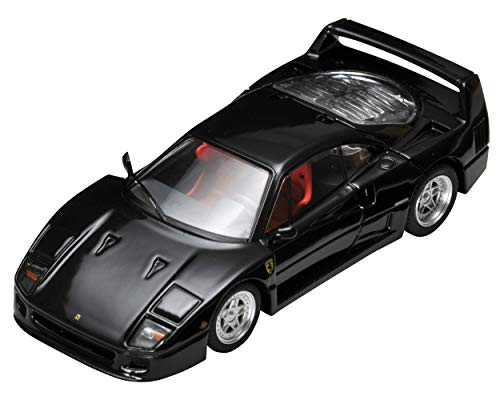 トミカリミテッドヴィンテージ ネオ 1 64 TLV-NEO フェラーリF40 黒 (メーカー初回受注限定生産) 完成品