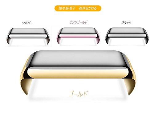 [해외]Iseebiz Apple Watch 보호 케이스 Series3 iwatch3 대응 시리즈 사색 세트 42㎜ 38㎜ PC 케이스 0.5㎜까지 얇은 장식 부상 방지 딱 장착 방수 방진 내진 블랙 골드 실버 핑크 골드/Iseebiz Apple Watch Protective Case Series 3 iwatch 3 Correspon...