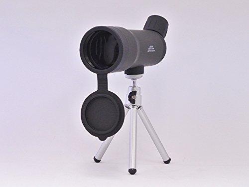 フィールドスコープ 望遠鏡 20倍 野外フェス スポーツ観戦 アウトドア