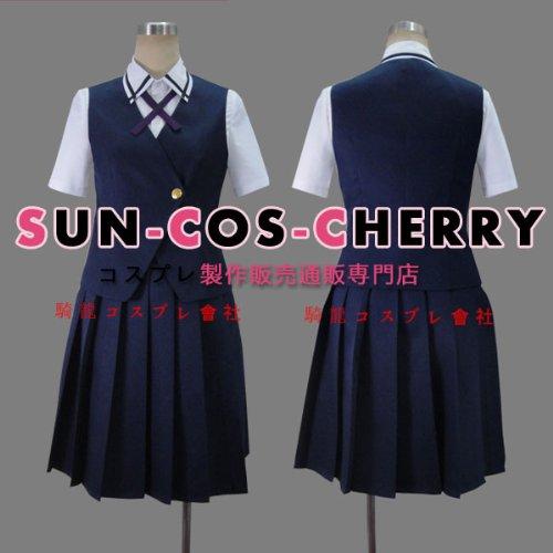 【サイズ選択可】コスプレ衣装 V-503 咲-Saki- 小瀬川 白望 こせがわ しろみ 男性LLサイズ