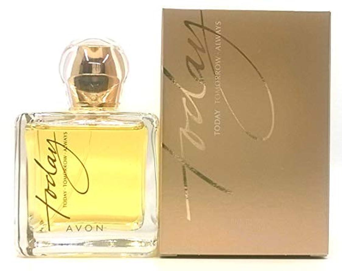 歴史家王女大西洋AVON TODAY Tomorrow Always For Her Eau de Parfum 100ml