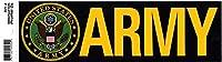 アメリカ軍 ミリタリー デカール ステッカー UNITED STATES ARMY [並行輸入品]