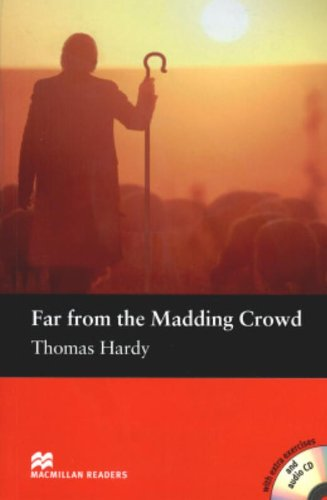 Far from the Madding Crowd with Audio CD Pre-intermediate (Macmillan Readers S.)の詳細を見る