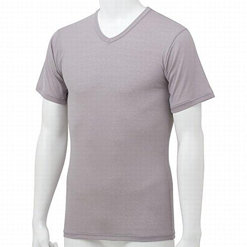 와코르 멘(WACOAL MEN) 언더 웨어( 스고 의 반소매 셔츠)[그레이(GY)/M]-