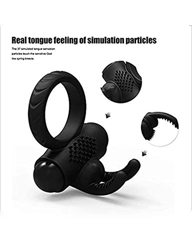 プログラムブレークデータSYing 振動男性ワンドマッサージャー充電式バックネック肩リラクゼーションマッサージバイブレーター男性医療グレードシリコーン振動玩具