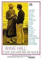アニー・ホール–ウッディ・アレン–スペインの輸入壁ポスター印刷-30CM X 43CM