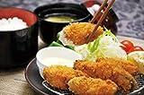 アクト中食)広島倉橋島産カキフライ 25g×20個