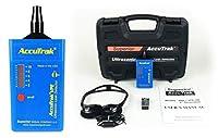 優れたAccuTrak VPE BASIC超音波漏れ検知器基本キット、VPE漏れ検知器、ヘッドセット、バッテリー、ハードケースを含む