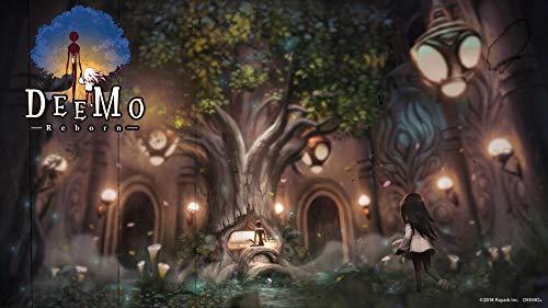 DEEMO -Reborn-【予約特典】PS4カスタムテーマ「DEEMO -Reborn-テーマ:Deemo Version」 同梱 & 【Amazon.co.jp限定】PS4カスタムテーマ「DEEMO -Reborn-テーマ:少女version」 配信 - PS4