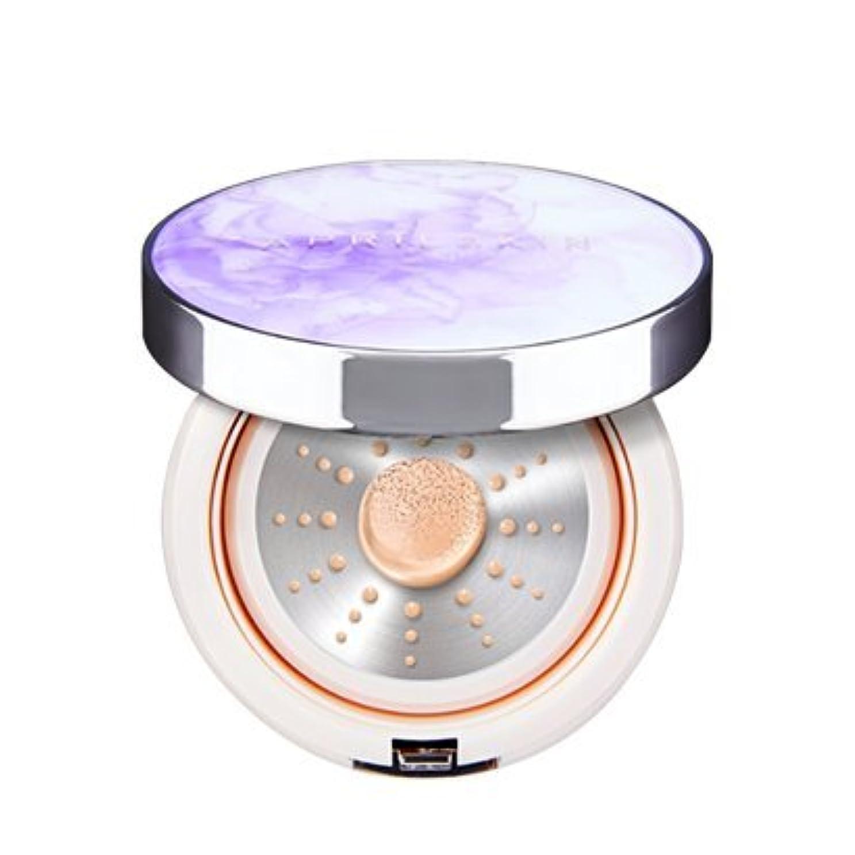 贅沢なお祝い死にかけている[APRILSKIN] エイプリルスキン マジック エッセンス シャワー クッション 13g SPF 50+ PA++++ / APRILSKIN MAGIC ESSENCE SHOWER CUSHION [並行輸入品] (21号 ライトベージュ)