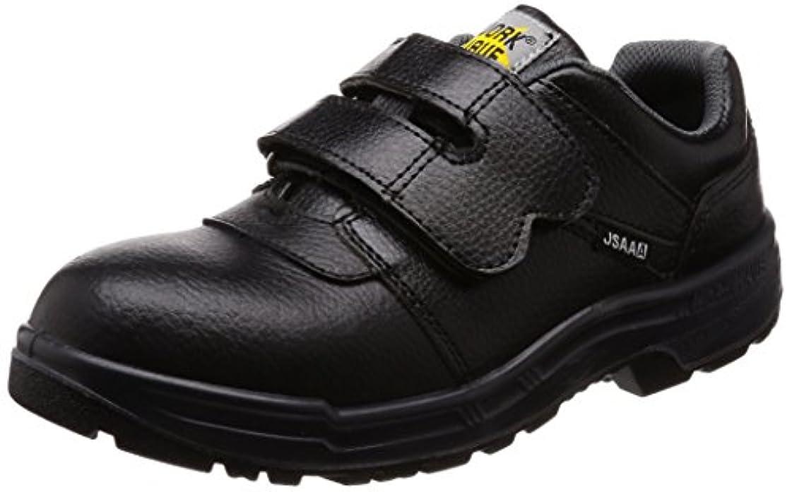 自動情報電化する[ジーデージャパン] 安全靴?静電靴 耐油 ウレタン2層底 JSAA A種認定合格品 ワイド樹脂先芯 4E