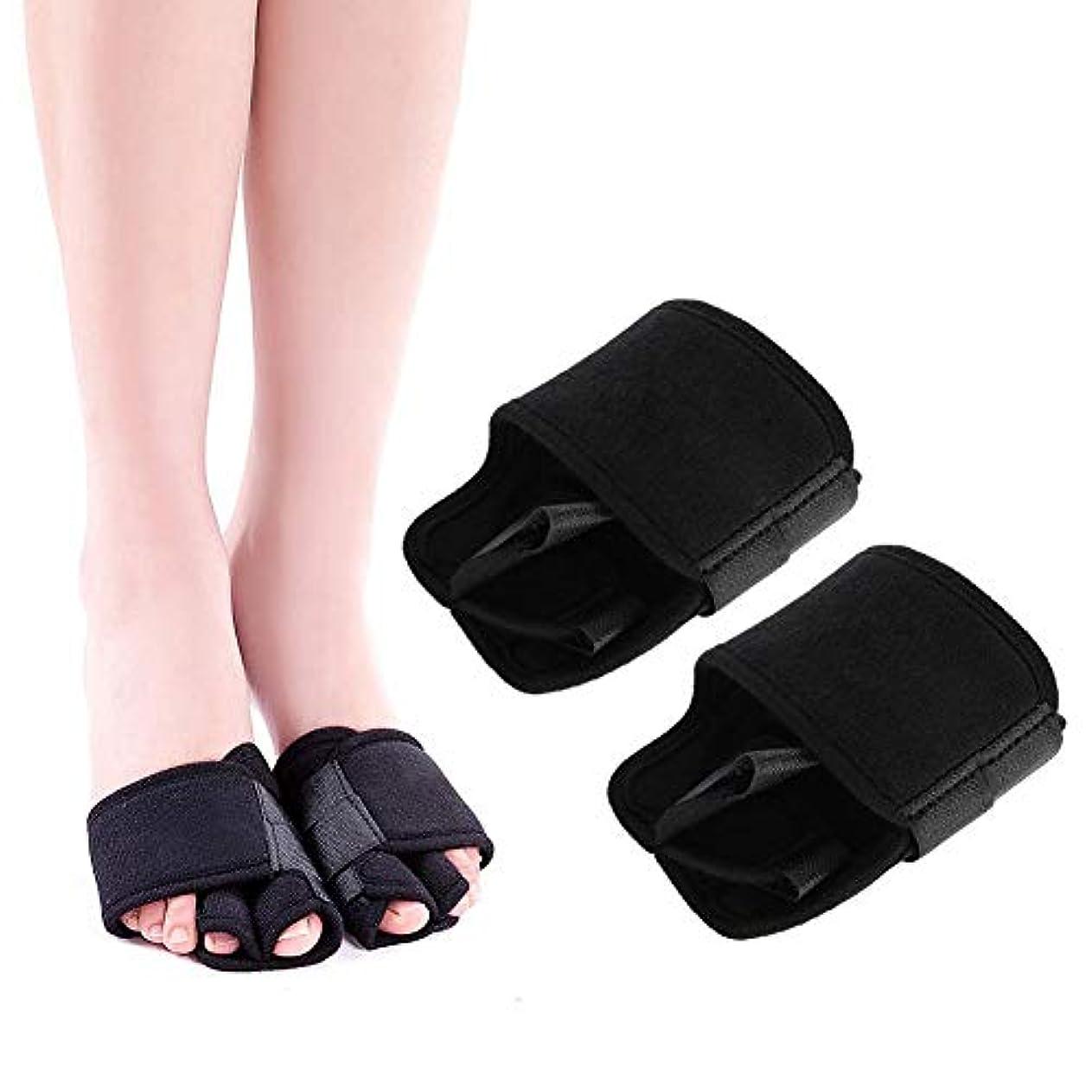 伝説野心インターネット外反母趾矯正具、腱腱矯正つま先プロテクターフットケア、効果的に痛みを和らげ、正しいつま先外反
