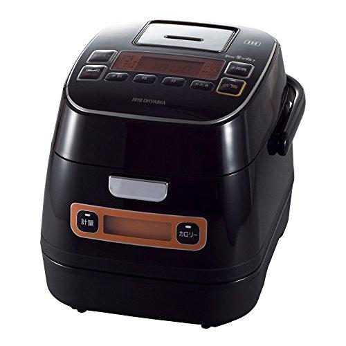 米屋の旨み 銘柄量り炊き 分離式IHジャー炊飯器 3合 RC-IA31-B(273168)