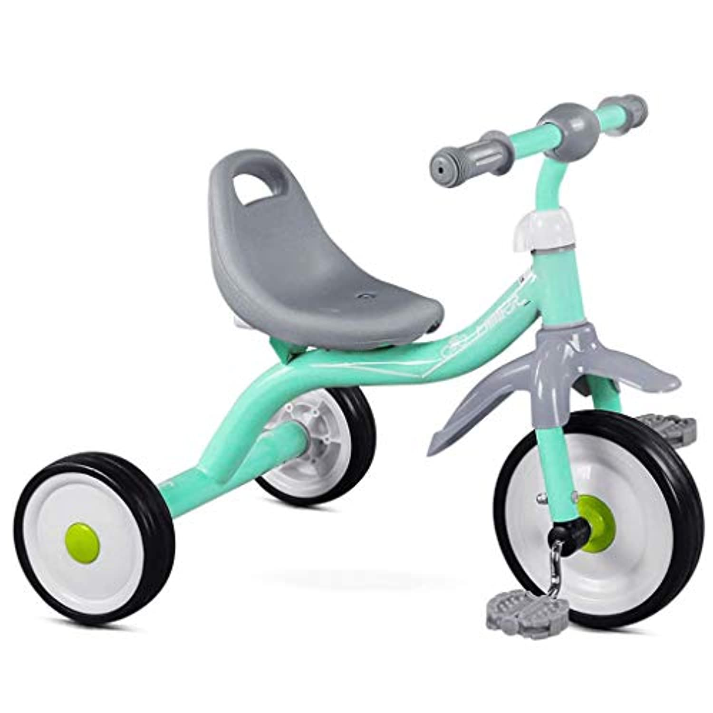 子供の三輪車は、空気タイヤを必要としない1-3歳 ( Color : 2 )