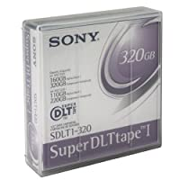 Sony SDLT 110 / 220-tapeカート1pk (Discontinued by Manufacturer)