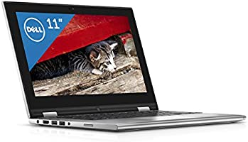 Dell Inspiron 11.6型 2in1ノートパソコン Core i3 SSDモデル (Win10/i3-6100U/4GB/128GB/HD光沢タッチ) Inspiron 11 3000シリーズ 16Q35