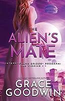 The Alien's Mate: Large Print (Interstellar Brides(r) Program: The Virgins)