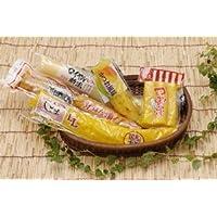 【たくあん・漬物】食べ比べ 沢庵セット)5種類【詰め合わせ】
