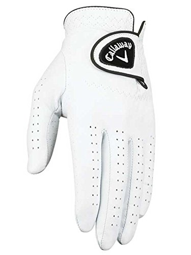 Callaway Men's Dawn Patrol Golf Glove (Leather)