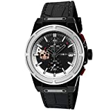 [HYDROGEN] 腕時計 OTTO CHRONO SKULL HW514409 メンズ ブラック