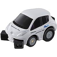 チョロQ Q-eyes QE-01 NISSAN LEAF 【日本おもちゃ大賞2014 イノベイティブ?トイ部門 優秀賞】
