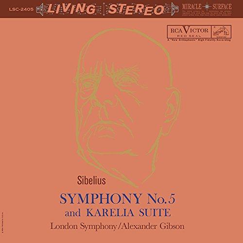 Sibelius: Symphony No. 5 & Karelia Suite [Analog]