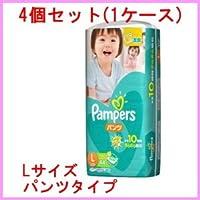 P&G パンパース さらさらケアパンツ スーパージャンボ Lサイズ 44枚入×4個セット(1ケース)
