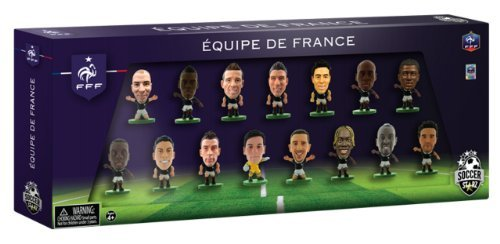 Soccer星フランス代表2014( 15ピース)ブラジルワールドカップ2014SoccerStarz ( * )