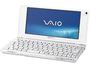 ソニー(VAIO) VAIO typeP P70H VistaHomeBasic ワンセグ クリスタルホワイト VGN-P70H/W