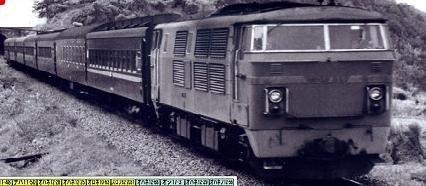 Nゲージ A6160 DD54-16 3次型 登場時
