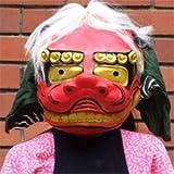 獅子舞 マスク