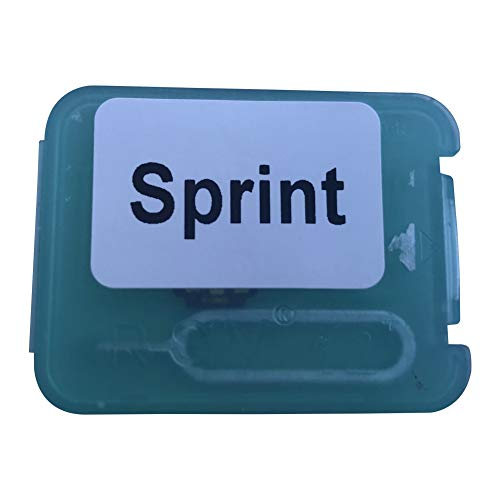 KISSION R-SIM 12 V16のロックを解除 For iPhone XS/X/6/7/8//Plus IOS13 SIMカードアダプタースマートフォンアクセサリー (Sprint(アメリカ))