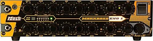 [해외]Markbass MAK-EVO1 EVO1베이스 앰프 헤드/Markbass MAK - EVO 1 EVO 1 Bass amp head