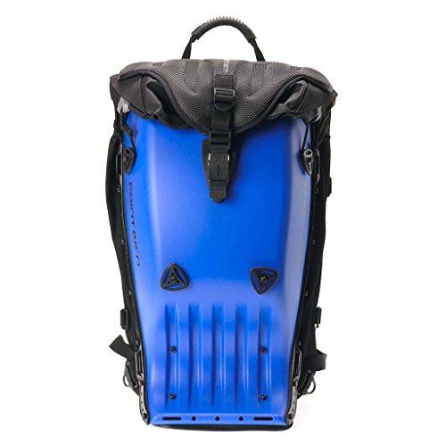 (ポイント65)Point65 Boblbee ボブルビー GTX 25L バックパック リュック 防水 メンズ レディース 通学 通勤 304074 Cobalt(Matt Blue Metallic) [並行輸入品]