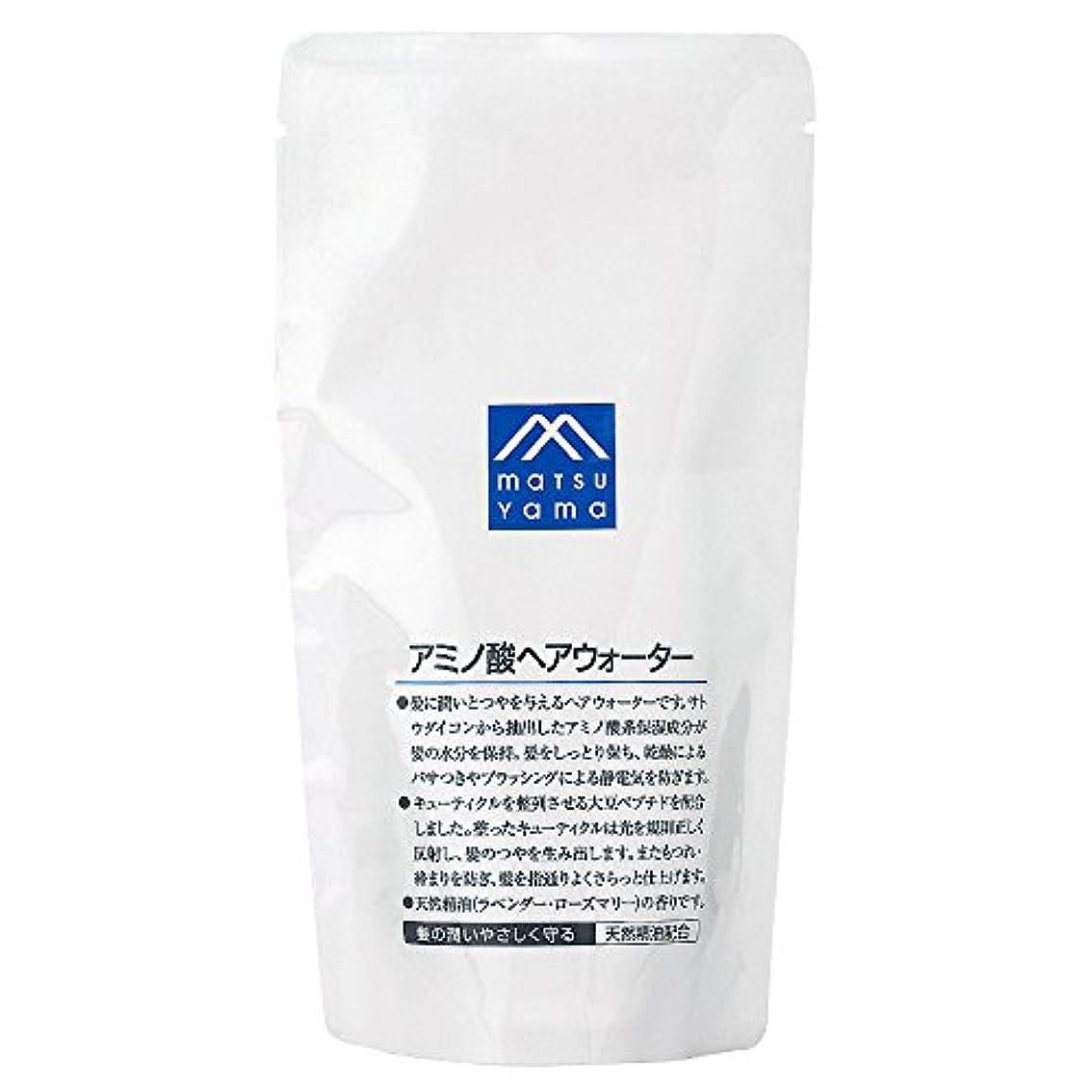 ホームレスエンドウメッセンジャーM-mark アミノ酸ヘアウォーター詰替用