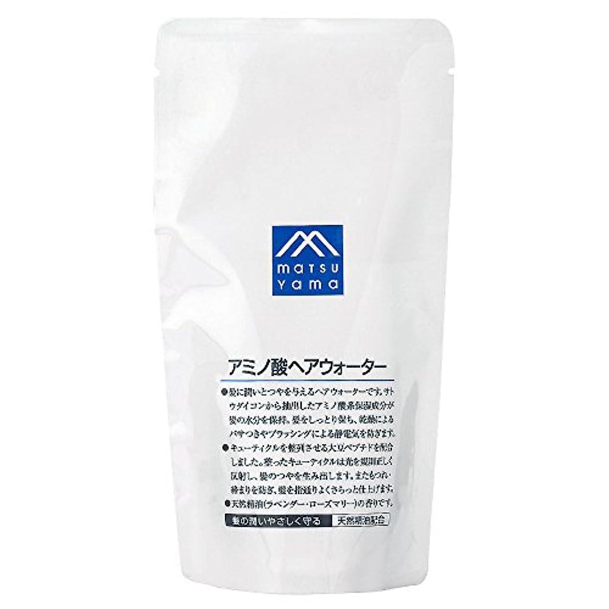 実証する球体憧れM-mark アミノ酸ヘアウォーター詰替用
