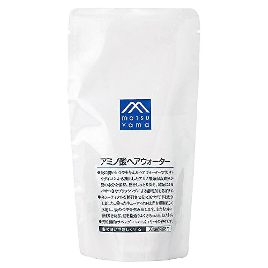 強風なるスポーツマンM-mark アミノ酸ヘアウォーター詰替用