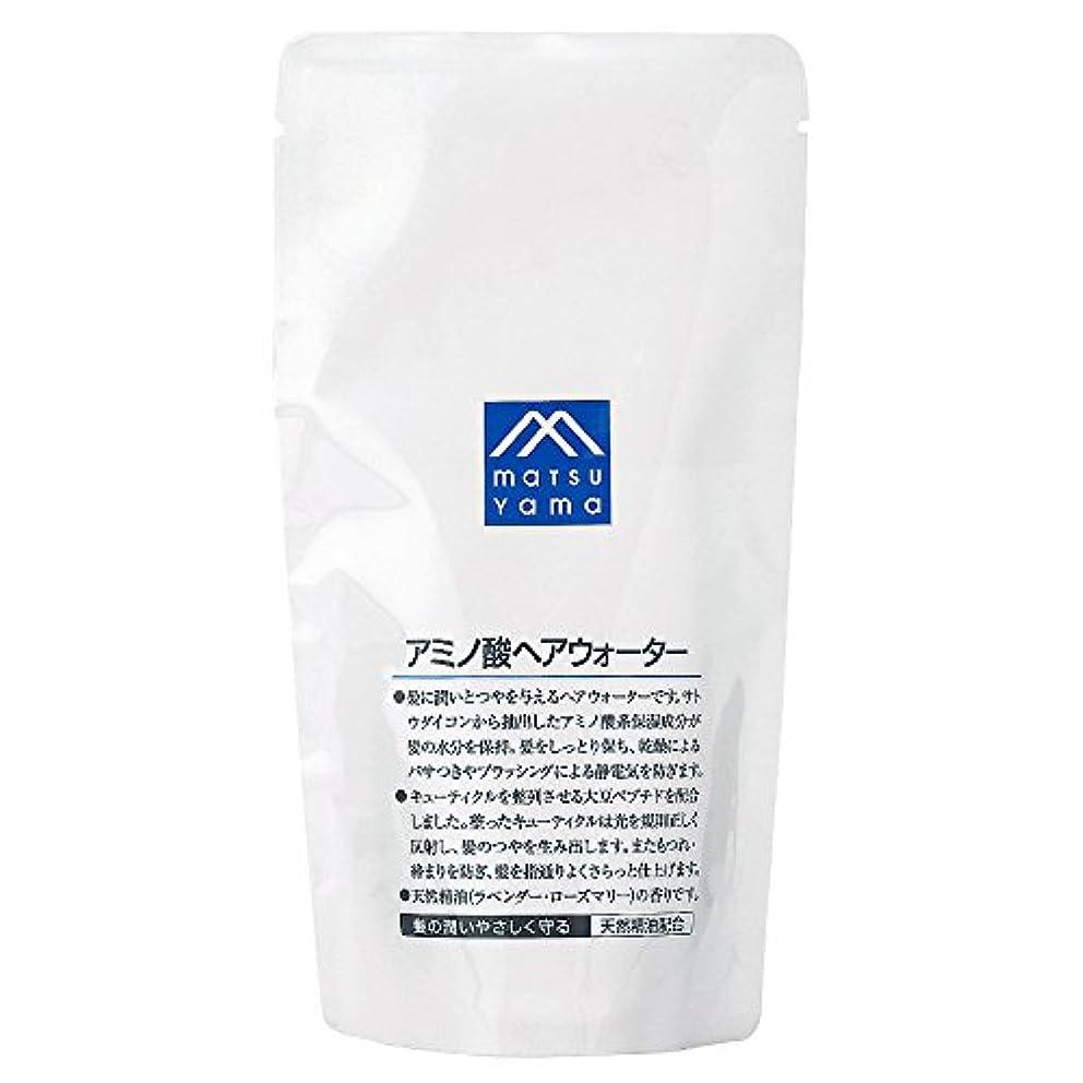 知覚艶スピリチュアルM-mark アミノ酸ヘアウォーター詰替用