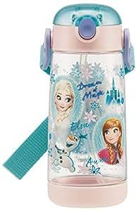 スケーター(Skater) クール・スポーツボトル 子供用 水筒 クリアボトル アナと雪の女王 19 ディズニー 480ml PDSH5