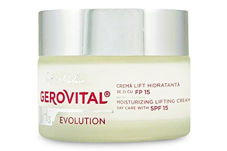 喜ぶ魅力的回復するジェロビタールH3 エボリューション モイスチャライジングリフティングクリームSPF10 50 ml / 1.69 fl.oz. [海外直送] [並行輸入品]