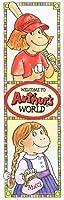 アーサー ブックマーク Francine and Muffy Arthur pbs kids【即日・翌日発送】