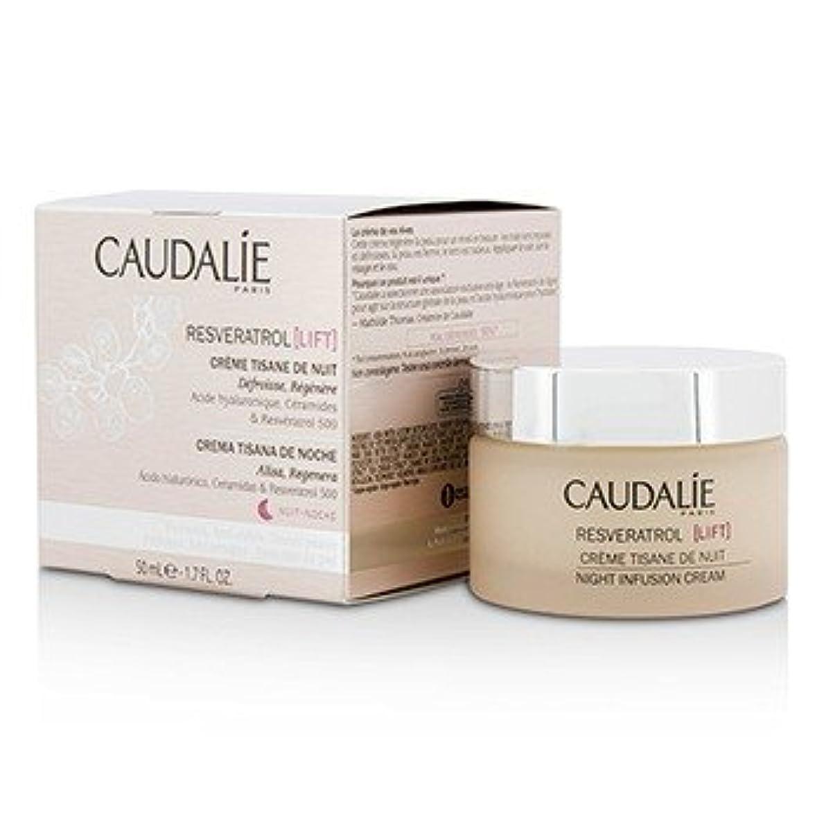 スパンミシン監査[Caudalie] Resveratrol Lift Night Infusion Cream 50ml/1.7oz