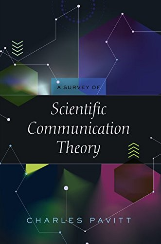 Download A Survey of Scientific Communication Theory 1433133768