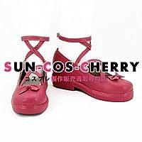 【サイズ選択可】コスプレ靴 ブーツ K-2049 小林さんちのメイドラゴン カンナカムイ 男性25.5CM