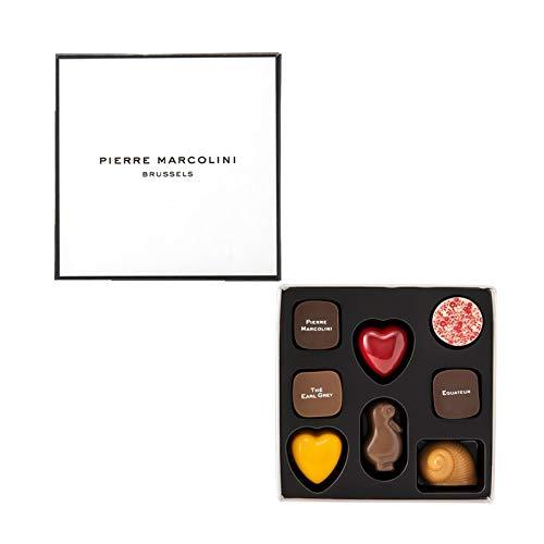 【期間限定】ピエールマルコリーニ チョコレート レ バレンタイン セレクション 8個入 バレンタイン ホワイトデー (8個入)