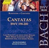 J. S. Bach: Sacred Cantatas, BWV 198-200